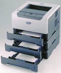 Brother HL 5200 Trays from Brother PDF