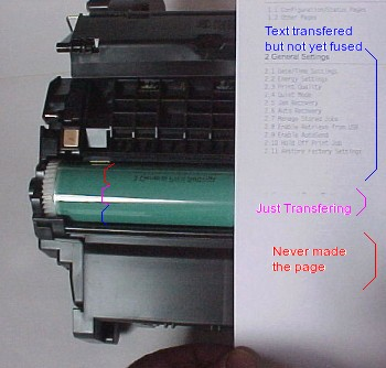 HP 81A problems  HP Cartridge 81A and 81X for M604, M605