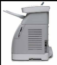 HP Color LaserJet CM1015 Printer