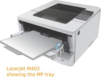 HP LaserJet Pro M402 Printers