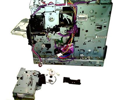 Hp Laserjet P4014 P4015 P4515 Take Apart P