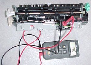 HP Laserjet Fuser Problems, Error 50 x etc