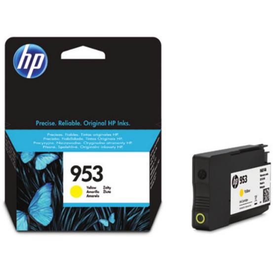 F6U14AE HP Yellow 953 Ink Cartridge – MindMachine